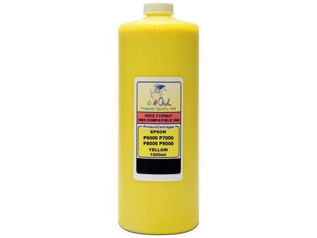 1L YELLOW ink for EPSON SureColor P5000, P6000, P7000, P8000, P9000