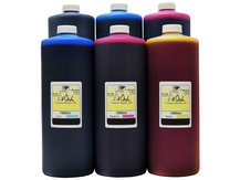 6x1L FADE RESISTANT Dye Ink for EPSON