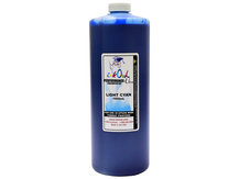 1000ml LIGHT CYAN Performance-Ultra Sublimation Ink for Epson Wide Format Printers