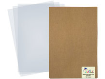 13'' x 19'' (100 Sheets) Transparent Waterproof Inkjet Film