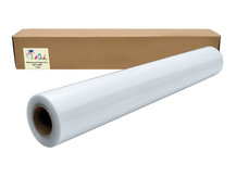 24'' x 100' Roll Transparent Waterproof Inkjet Film