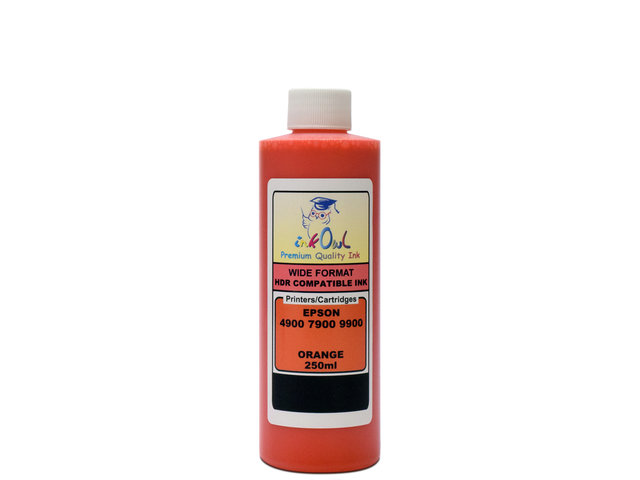 250ml ORANGE ink for EPSON SureColor P5000