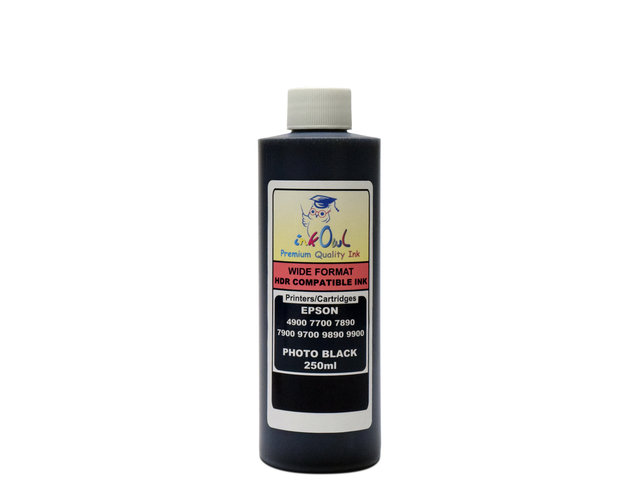 250ml PHOTO BLACK ink for EPSON SureColor P5000