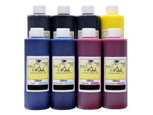 8x250ml ink to refill CANON PFI-1000, PFI-1100, PFI-1300, PFI-1700