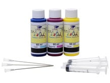 60ml Color Kit for BROTHER LC3017, LC3019, LC3029