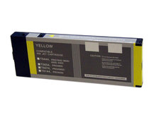 220ml Compatible Cartridge for EPSON Stylus Pro 4800 YELLOW (T5654/T6064)