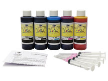 120ml Bulk Kit for use in CANON printers that have 2 Black Cartridges