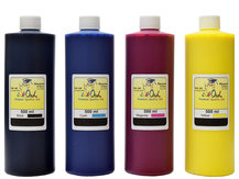 4x500ml Pigment-Based Ink for HP 902, 906, 910, 916, 932, 933, 934, 935, 940, 950, 951, 952, 956, 962, 966, and others