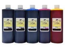 5x500ml ink to refill CANON PFI-007, PFI-107, PFI-207, PFI-307, PFI-707