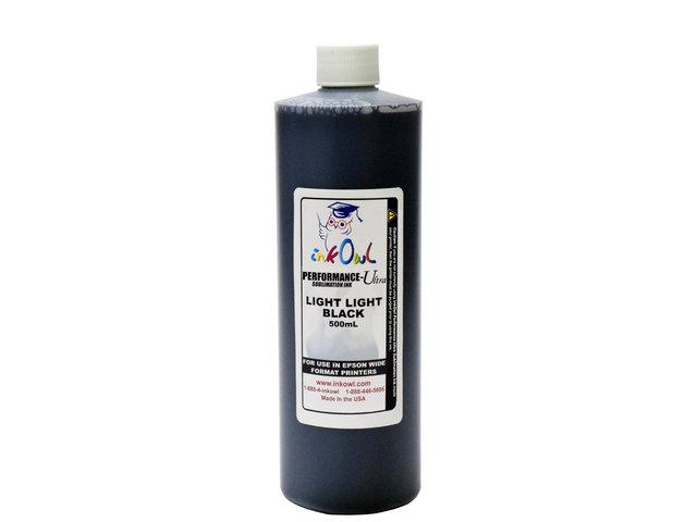 500ml LIGHT LIGHT BLACK Performance-Ultra Sublimation Ink
