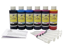 120ml Bulk Kit for HP DesignJet 10, 20, 50, 120