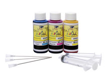 Color Kit (60ml) for EPSON EcoTank Printers using 664, 774 ink