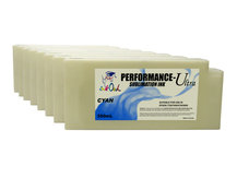 8-Pack 350ml Performance-Ultra Sublimation Cartridges for Epson Stylus Pro 7890, 7900, 9890, 9900