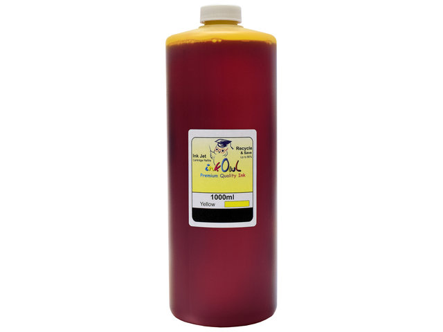 1L YELLOW ink to refill CANON PFI-102, PFI-303, PFI-703