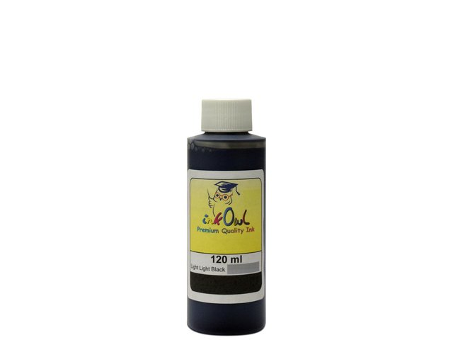 120ml LIGHT LIGHT BLACK ink for EPSON Ultrachrome HD (SureColor P600, P800)