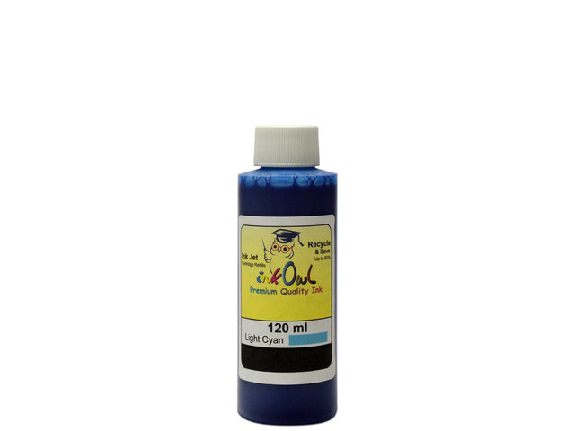 120ml LIGHT CYAN ink for EPSON Ultrachrome HD (SureColor P600, P800)