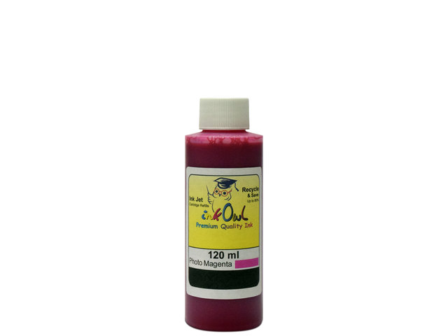 120ml PHOTO MAGENTA ink to refill CANON PFI-1000, PFI-1100, PFI-1300, PFI-1700