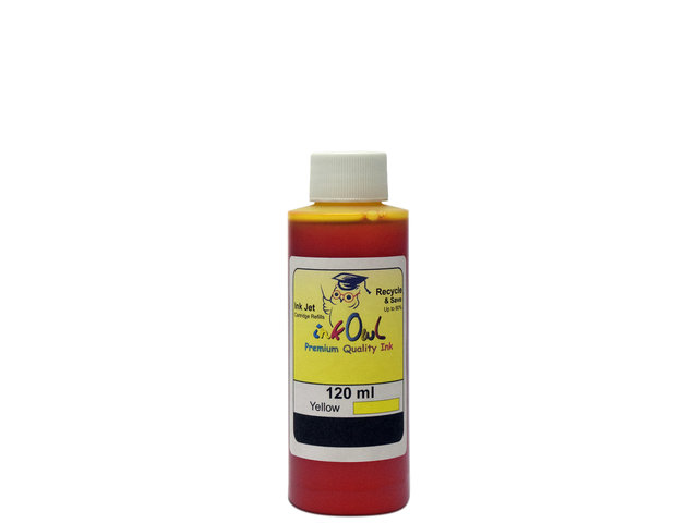 120ml Yellow Ink for HP