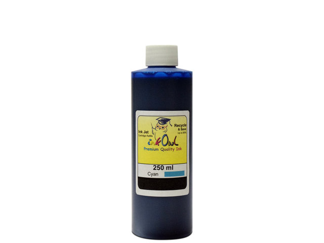 250ml Cyan Ink for HP 10, 11, 12, 13, 14, 82