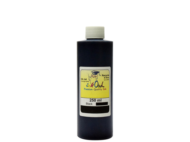 250ml BLACK ink to refill CANON PFI-110, PFI-120, PFI-310, PFI-320, PFI-710