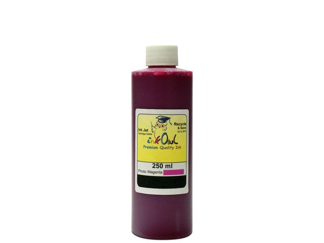250ml PHOTO MAGENTA ink to refill CANON PFI-105, PFI-106, PFI-206, PFI-304, PFI-306, and others