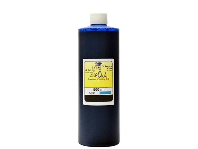 500ml Cyan Ink for HP