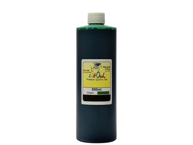 500ml GREEN ink to refill CANON PFI-101, PFI-301, PFI-701