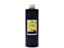500ml Pigmented Black Ink for use in CANON printers