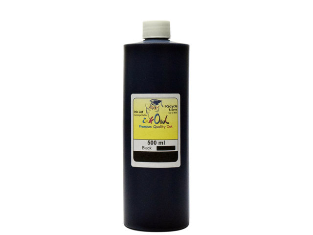 500ml Black Ink for HP