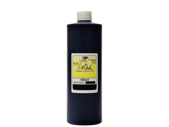 500ml MATTE BLACK ink to refill CANON PFI-101, PFI-103, PFI-301, PFI-302, PFI-701, PFI-702