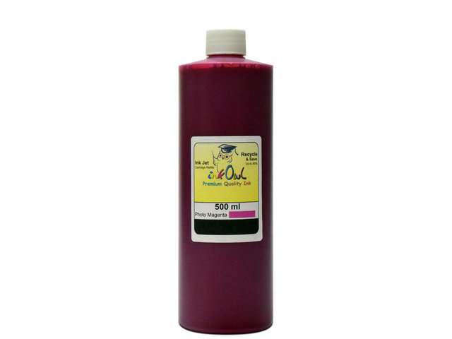 500ml PHOTO MAGENTA ink to refill CANON PFI-101, PFI-301, PFI-701