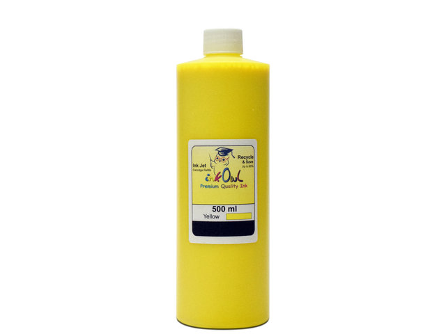 500ml Pigment-Based Yellow Ink for HP 902, 933, 935, 940