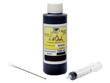 *FADE RESISTANT* Black 120ml Kit for EPSON CLARIA Printers