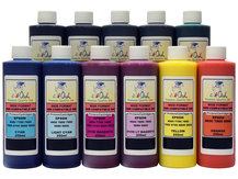 11x250ml Compatible Ink for EPSON Ultrachrome HDX for SureColor P5000