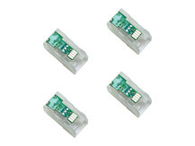 Single-Use Chips (4-pack) for BROTHER LC3011, LC3013