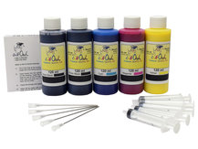 120ml Bulk Kit for CANON Pixma iX7000, MX7600 (PGI-7/PGI-9)