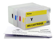 Easy-to-refill Cartridge Pack for use with CANON PGI-1200