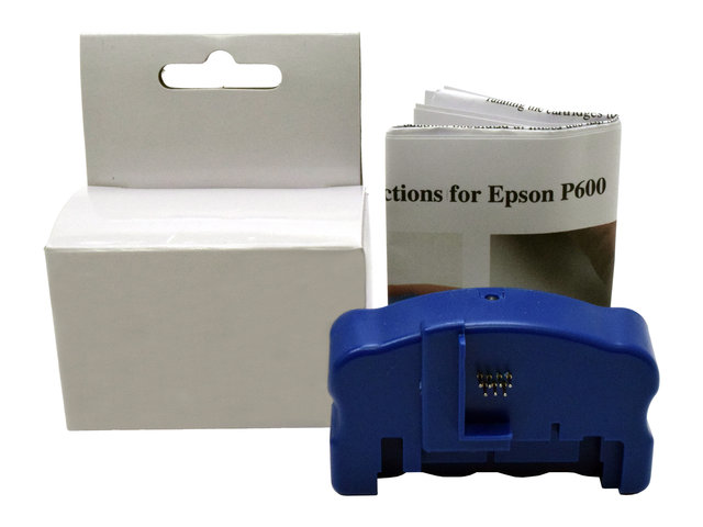 Chip Resetter for EPSON SureColor P600 (#760) - InkOwl