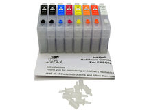 Easy-to-refill Cartridge Pack for EPSON (T3240-T3249) SureColor P400