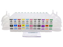 Refillable Cartridge Set for EPSON SureColor P5000 (with Violet)