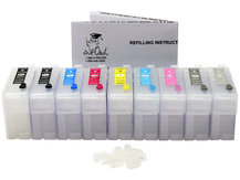 Easy-to-refill Cartridge Pack for EPSON (T7601-T7609) SureColor P600