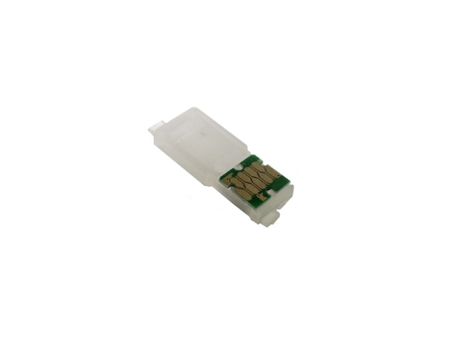 Single-Use Chip for EPSON 220, 220XL MAGENTA *NORTH AMERICA*