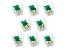 Single-Use Chips (8-pack) for EPSON SureColor P6000, P7000, P8000, P9000