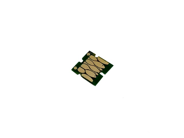 Single-Use Chip for EPSON 410, 410XL CYAN *NORTH AMERICA*