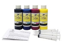 *PIGMENTED* 120ml Bulk Kit for HP 932, 933, 950, 951, 952, 953, 954, 955, 956, 957, 958, 959, 962, 966, and others