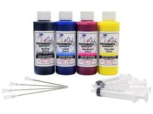 4x120ml Performance-D Sublimation Ink for Epson Desktop Printers
