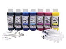 7x120ml Performance-Ultra Sublimation Ink for Epson Wide Format Printers