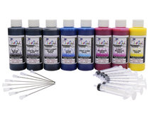 8x120ml Performance-Ultra Sublimation Ink for Epson Wide Format Printers