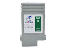 130ml Compatible Cartridge for CANON PFI-101G GREEN
