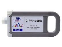 700ml Compatible Cartridge for CANON PFI-1700B BLUE